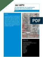 VVAA. Normalización documentación intervención P.H.