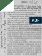 Reseña Derecho Procesal Civil Casarino