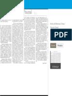 Reseña Temas Fundamentales de Derecho Procesal Autor Hoyos - Tavolari
