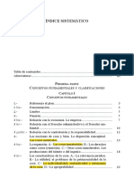índice Los Bienes - Peñailillo