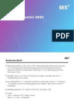 ASTRA TV Monitor 2020 Deutschland