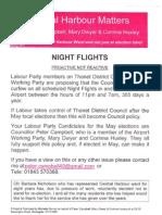 TDC Labour Central Harbour ward Newsletter Spring 2011