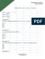 Dpp inverse trigonometry
