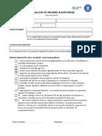 Edit_Declaratie Proprie Raspundere Model Nou