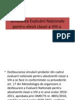 Simulare-Evaluarea-Națională-instruire-elevi