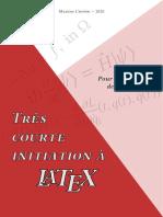 initLaTeX
