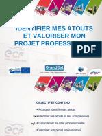ECF.PPT TRE marché Pôle Emploi Identifier ses atouts et valoriser son pr...