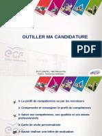 ECF.PPT TRE marché Pôle Emploi Outiller ma candidature