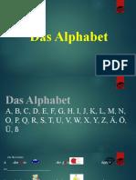 KONU 2 ; das Alphabet