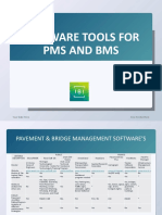 Software Tools for Pms and Bms