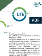 15. Arquitectura del producto