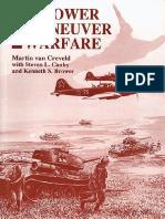Airpower and Maneuver Warfare