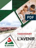 Brochure Tamansourt