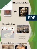 Orce Contra Atapuerca