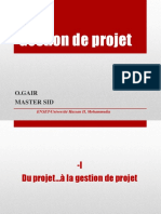 116584093 Cours Gestion de Projet Ppt