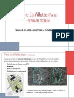 APRESENTAÇÃO Parc La Villette (Paris) (1)