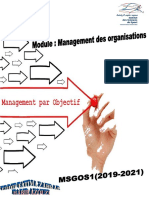 Management Par Objectif