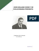 Cooke John William - Textos