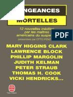 Penzler, Otto - Vengeances Mortelles