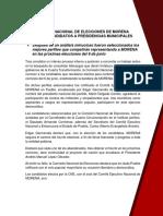Lista de candidatos a alcaldes de Morena en Puebla 2021