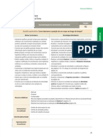 Planificação 02 - Caracterização de movimentos uniformes