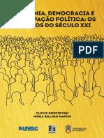 Cidadania, Democracia e Participação Política