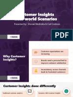 D365UG Customer Insights