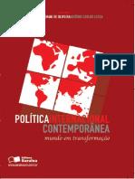 Politica Internacional Contempo - Antonio Carlos Moraes Lessa,Car
