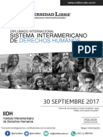 Universidad Libre IIDH-2017