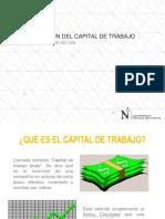 Administracion Capital Trabajo