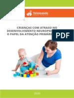 Apostila_Estimulaçao_Precoce_Telessaúde SC UFSC
