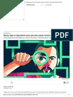 Quem vigia os algoritmos para que não sejam racistas ou sexistas_ _ Tecnologia _ EL PAÍS Brasil