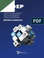 REPORTE COMPLETO INDEP 2020