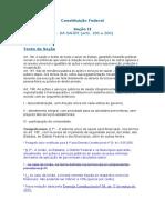 10.Constituição federal de 1988 artigos da saúde
