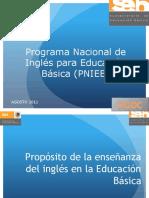 Presentacion PNIEB