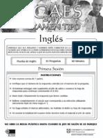 ECAES 2007 Inglés