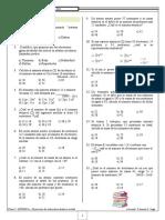 QUÍMICA - Clase 2 - Ejercicios Estructura Atómica Actual