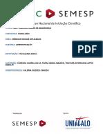 DDS - DIÁLOGO DIÁRIO DE SEGURANÇA
