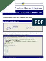 5-Python-Structures-répétitives