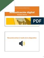 Alfabetizacion digital Estado