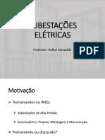 Treinamento - Subestações Elétricas[4531]