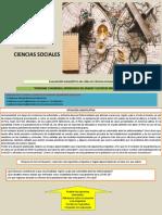 Prueba de Evaluación Diagnóstica de Ciencias Sociales 3º