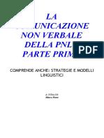 [E-Book ITA] Pnl - La Comunicazione Non Verbale