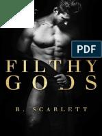 R. Scarlett - American Gods 0.5 - Filthy Gods