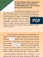 Cap. 11 - Muestreo de Aceptacion por Variables para controla