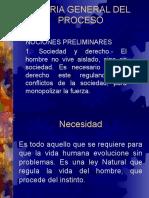 TEORIA GENERAL DEL PROCESO por un profesor sanmarquino