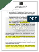 Direito Administrativo Revisão