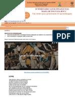 SUGESTÕES DE ATIVIDADES - 7º ANO