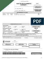 Guia de Parcelamento Tacito divida IPTU