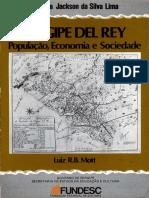 Sergipe Del Rey- População, Economia e Sociedade (Luiz Mott, 1986)